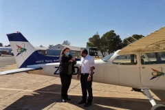 Akash Prakasan - Private Pilot's Licence