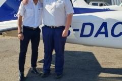 Amit Kumar Singh - First Solo Flight