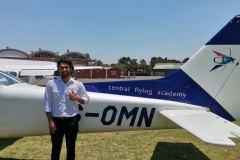 Arjun Venu Nair - Initial PPL