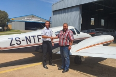Braam de Vries - Commercial Pilot's Licence