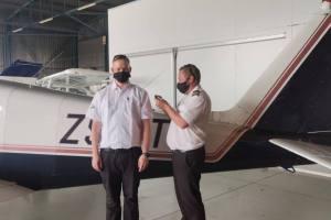 Duane Mouton - Commercial Pilot's Licence