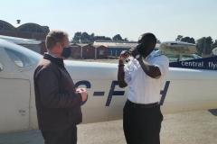 Edmund Quayson - Private Pilot's Licence