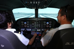 Alsim ALX FNPT II MCC Simulator