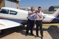 Houssam Eddine Badis - Commercial Pilot's Licence