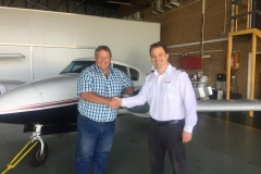 Humphrey Wilson - Commercial Pilot's Licence