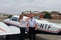 Jacques Le Roux - Commercial Pilot's Licence