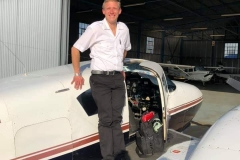 Keaton Perkins - Commercial Pilot's Licence