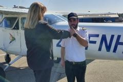 Murad Elssull - Initial Private Pilot's Licence