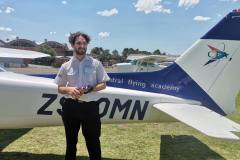 Nicholas Koukoutsis - Private Pilot's Licence