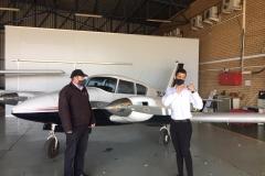 Rajan Hajat - Commercial Pilot's Licence