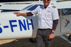 Ronald Van Wyk - Initial PPL