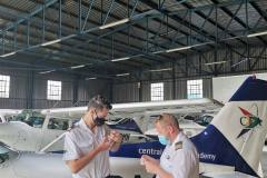 Thomas Roberts - Private Pilot's Licence