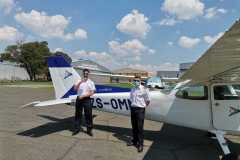 Vaughn Naude - Private Pilot's Licence