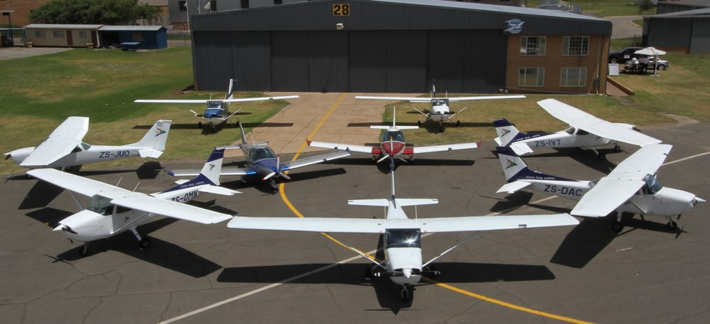 Central Flying Academy's Fleet Overview