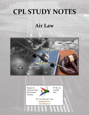 CPL - Air Law