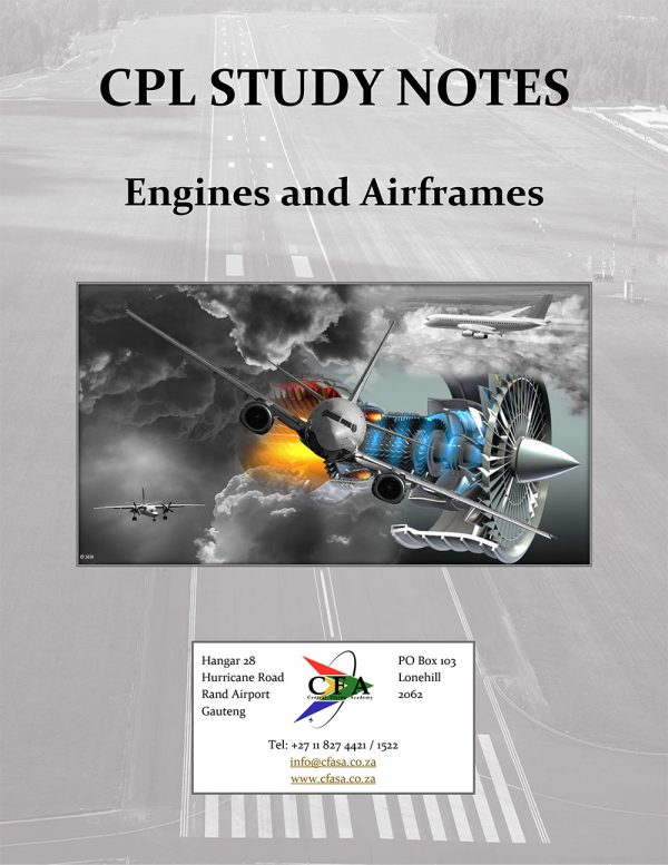 Engines and Airframes