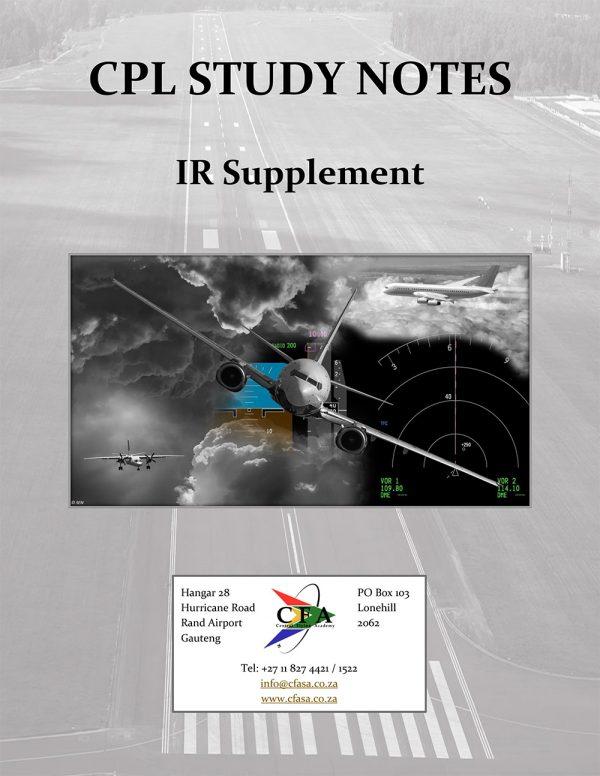 IR Supplement
