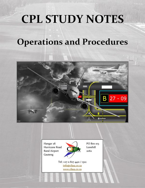 Operations and Procedures